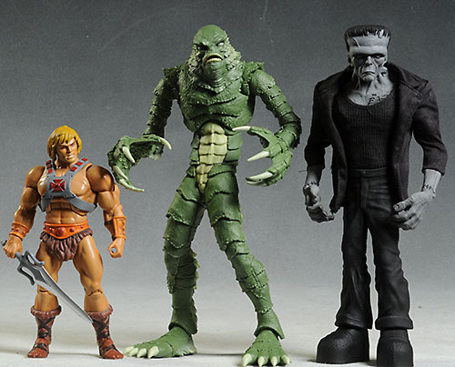 Creature from the Black Lagoon action figure by Mezco