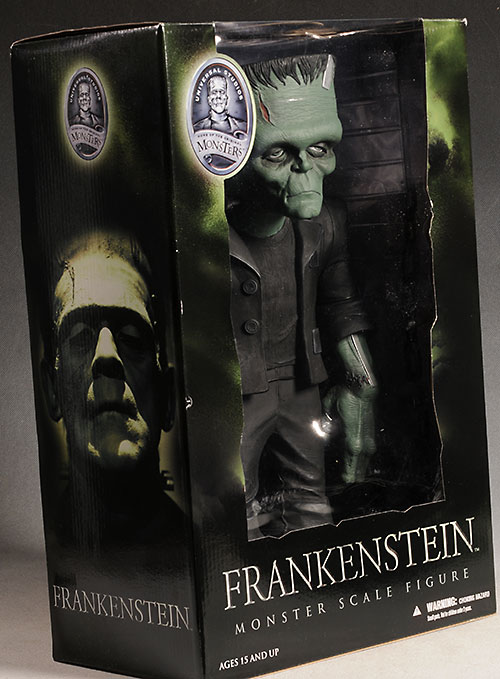 Monster Scale Frankenstein Monster by Mezco Toyz