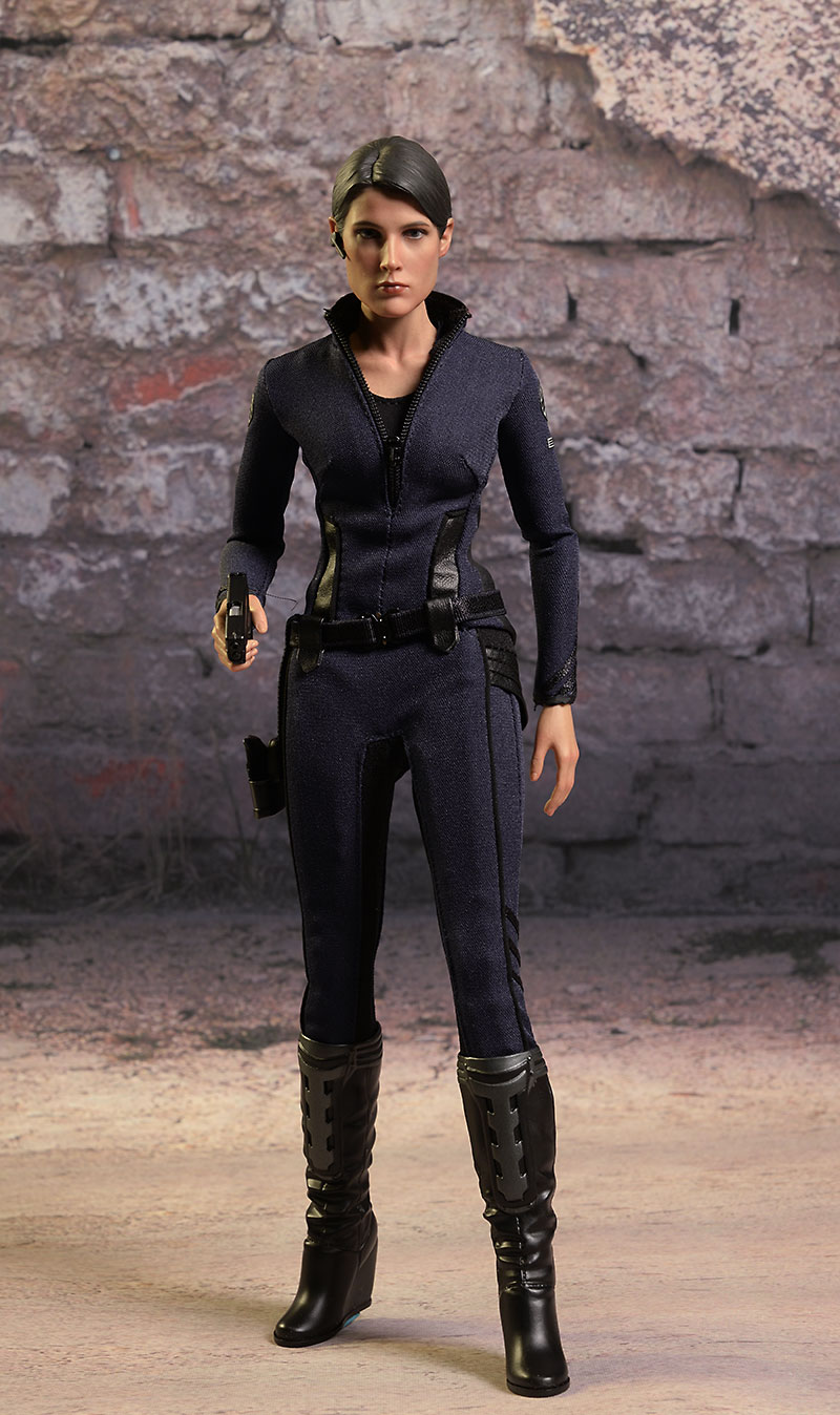 Avengers Maria Hill sixth scale action figure by Hot Toys