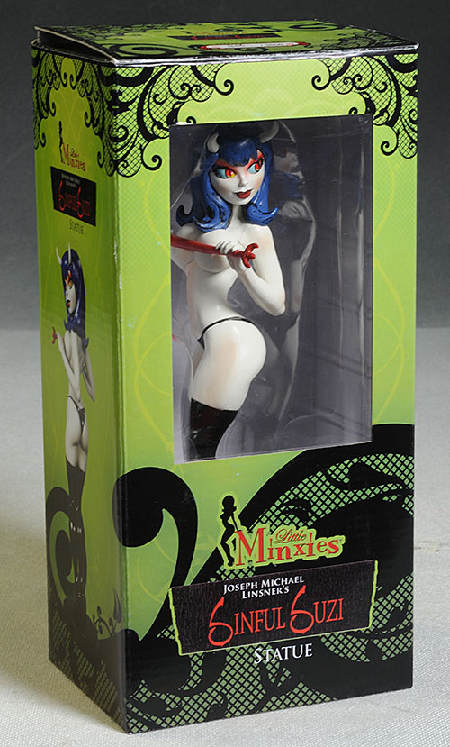 Little Minxies Sinful Suzie statue by Moore