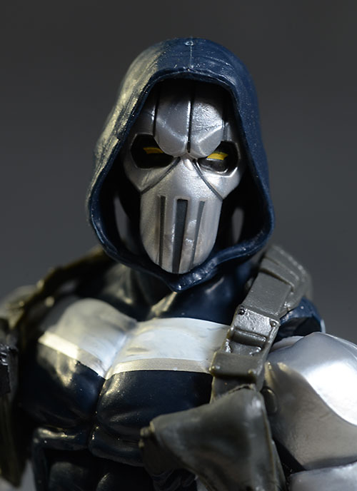 Marvel Legends Taskmaster action figure by Hasbro
