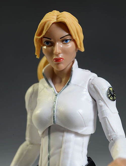 Marvel Legends Sharon Carter action figure by Hasbro