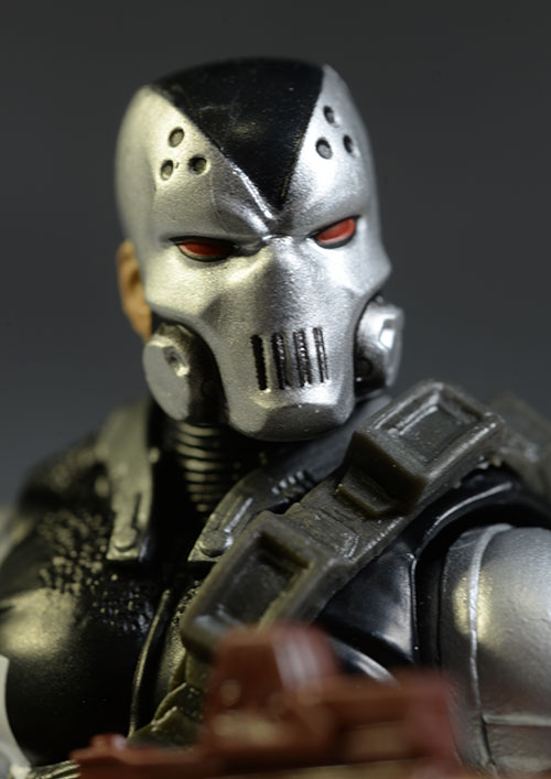 Marvel Legends Demolition Man action figure by Hasbro