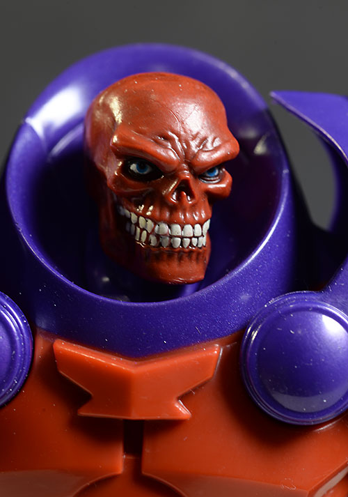 Marvel Legends Red Skull action figure by Hasbro