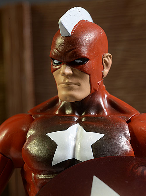 Marvel Legends Red Guardian action figure