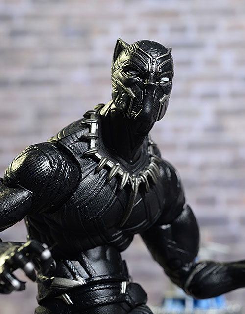 Marvel Legends Black Panther action figure