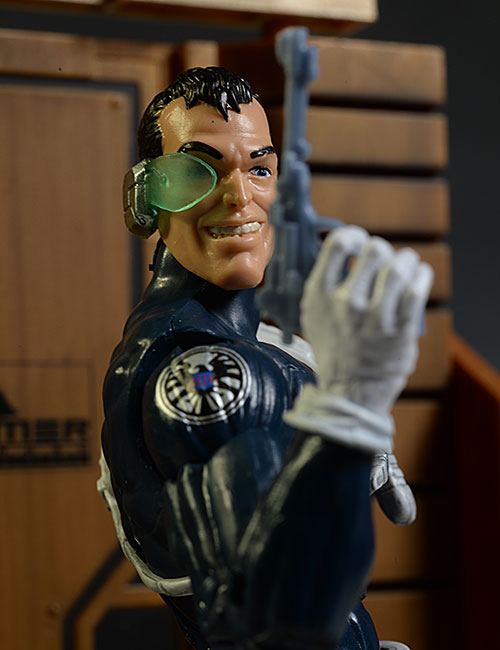 Marvel Legends Nick Fury action figure