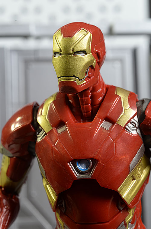 Marvel Legends Iron Man MK46 action figure by Hasbro