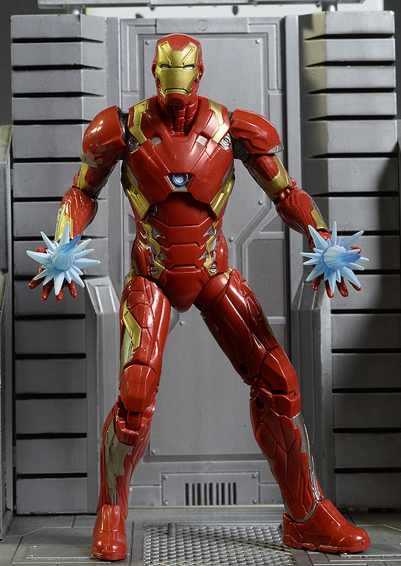 Marvel Legends ron Man action figure by Hasbro