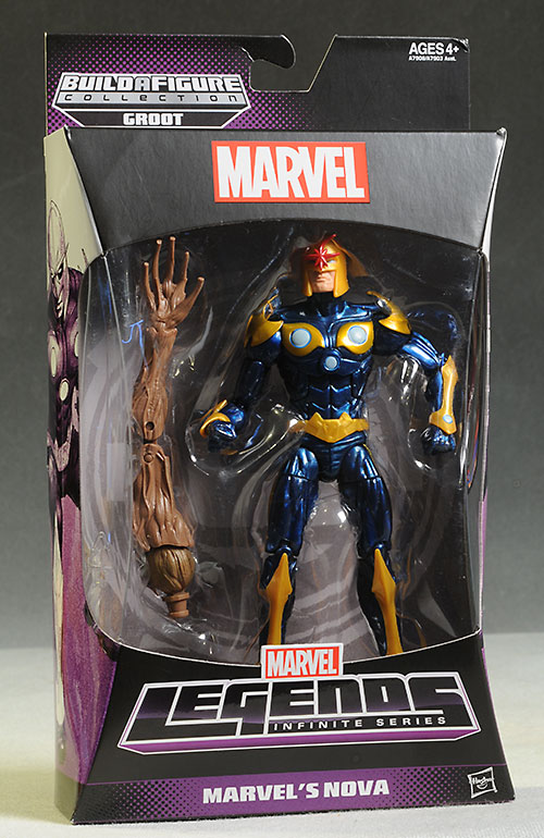 Marvel Legends Guardians of the Galaxy action figures by Hasbro