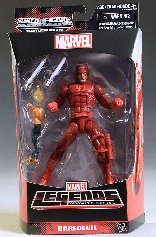 Marvel Legends Hobgoblin wave of action figures by Hasbro