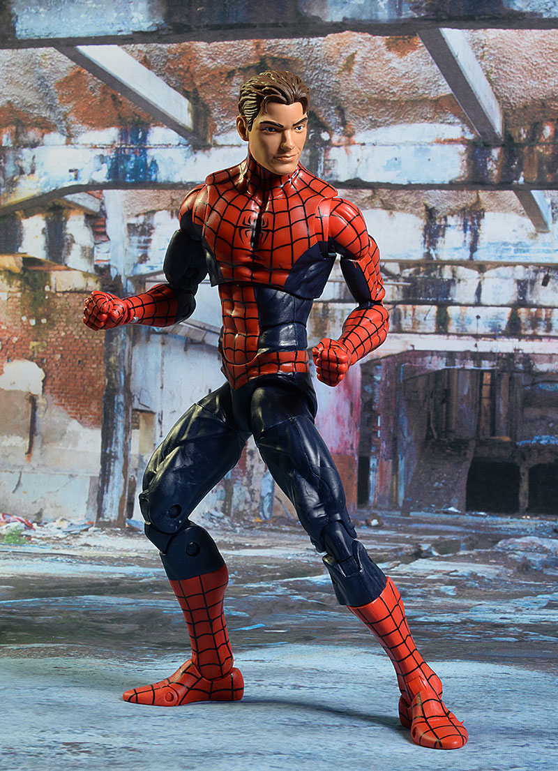 Spider-man Marvel Legends 12 inch action figure by Hasbro