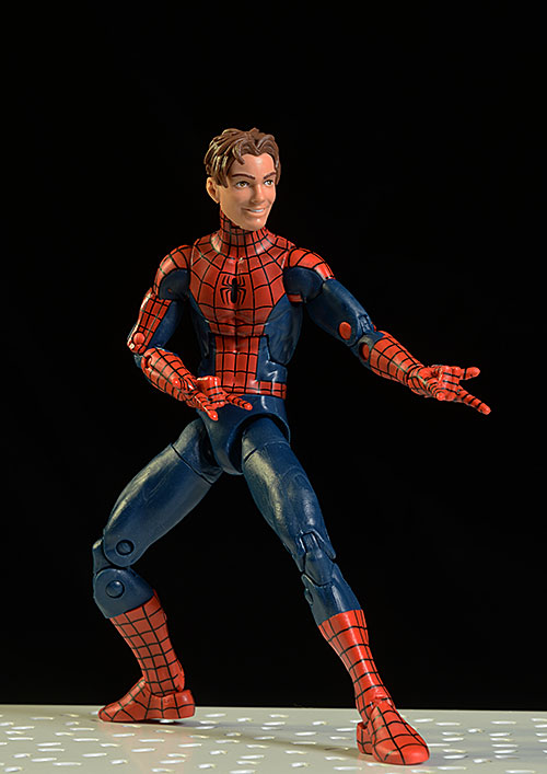 Marvel Legends Spider-Man action figure by Hasbro