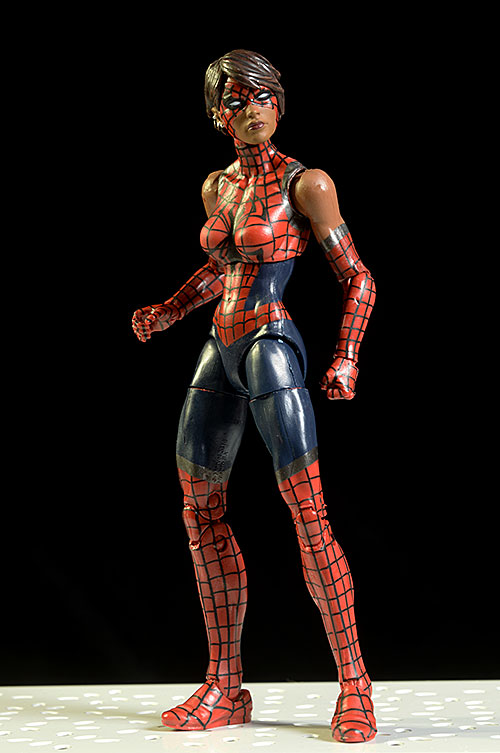 Marvel Legends Spider-Girl action figure by Hasbro