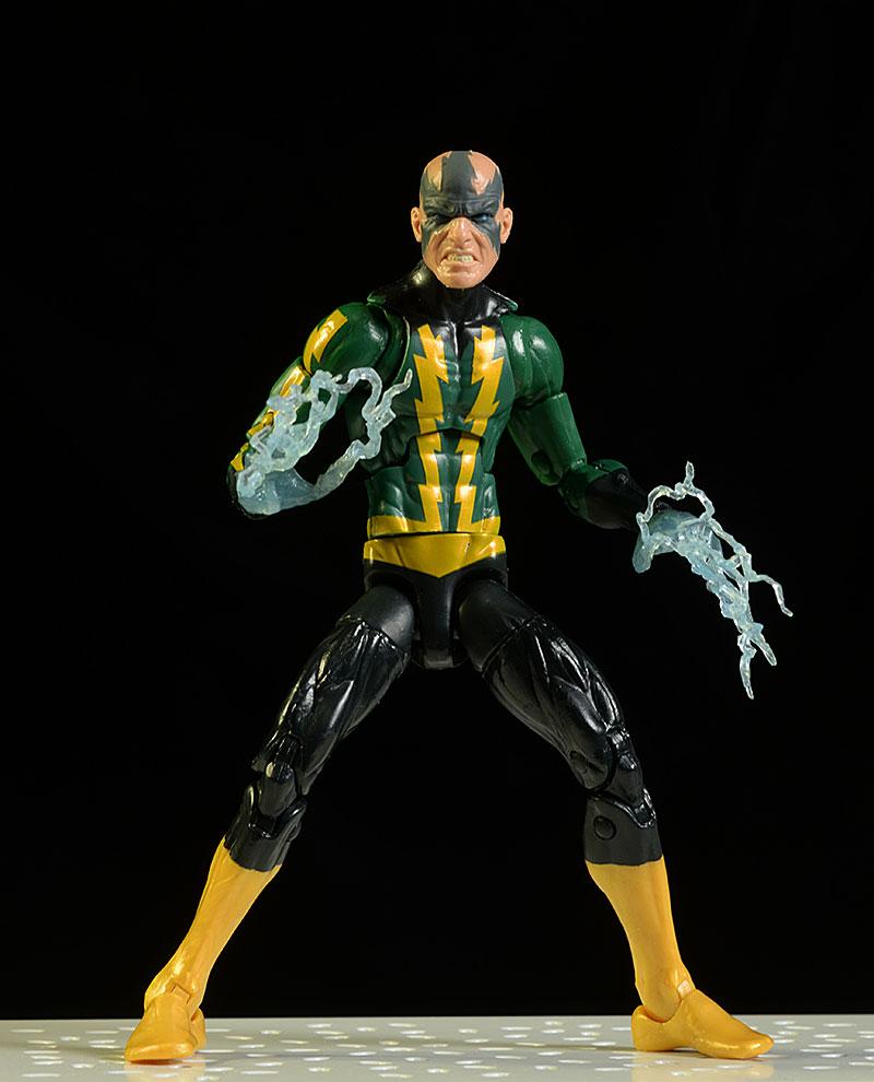 Marvel Legends RHINO BAF TORSO Loose Spider-Man Wave White Tiger Misty Knight