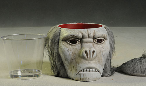 Indiana Jones Temple of Doom Monkey Brains Bowl prop replica