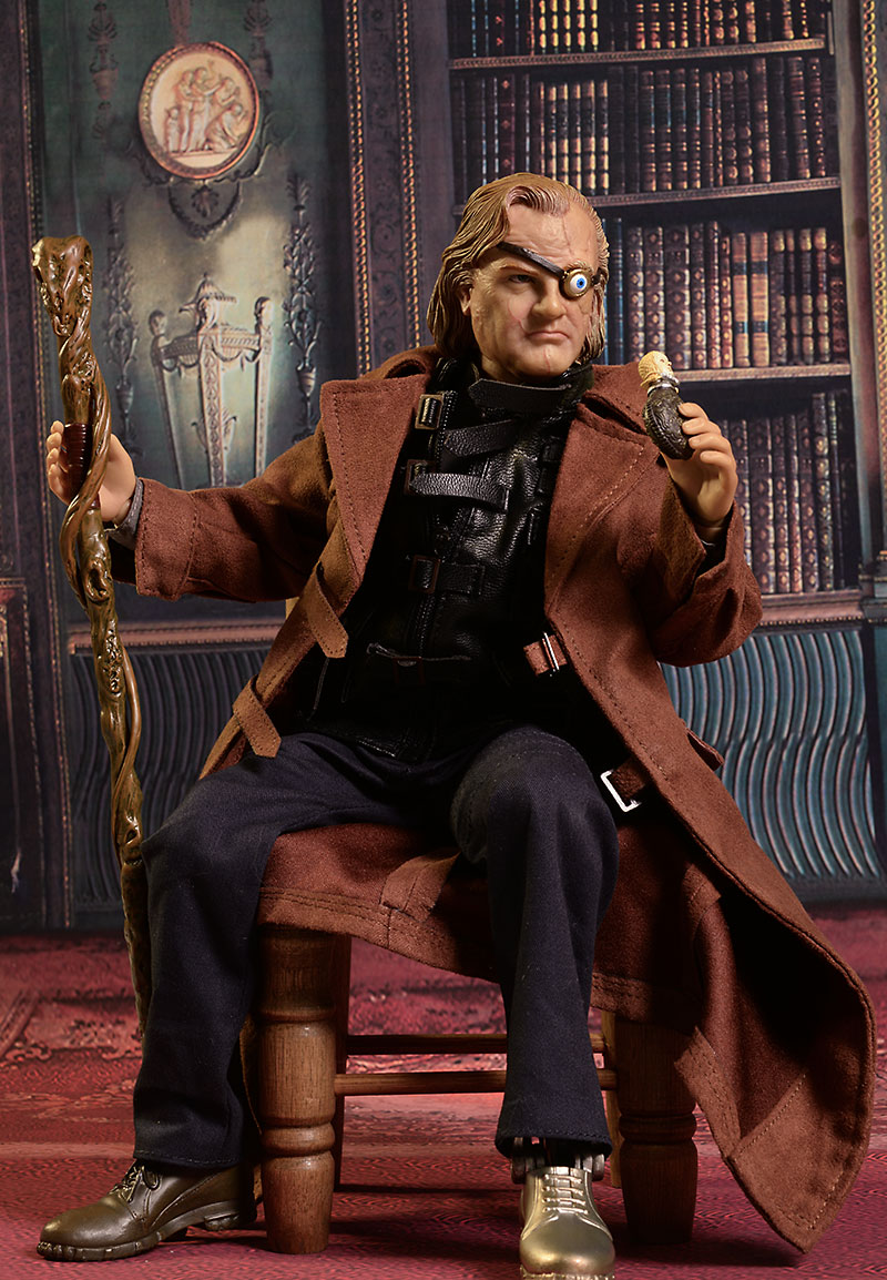 review and photos of harry potter mad eye moody action