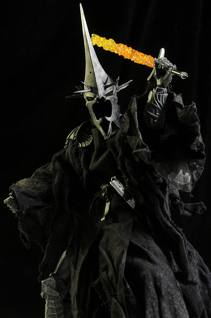 LOTR Morgul Lord action figure by Asmus Toys
