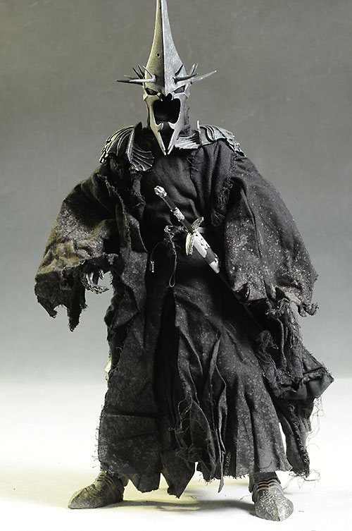 Morgul Lord LOTR sixth scale action figure by Asmus