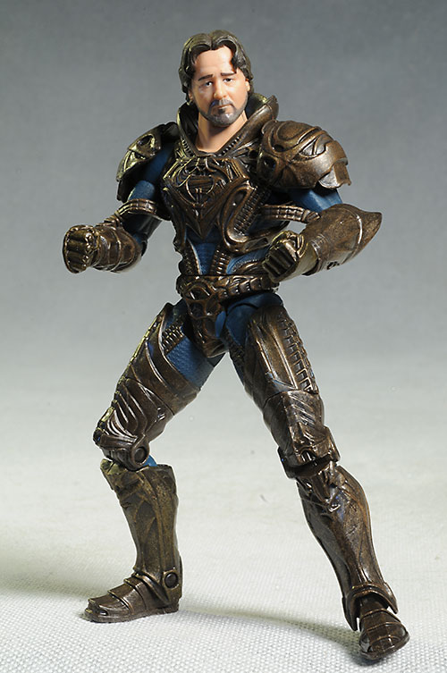 Jor-El Man of Steel Movie Masters action figure by Mattel