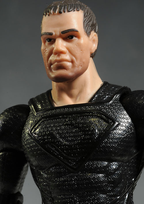 Zod Man of Steel Movie Masters action figure by Mattel