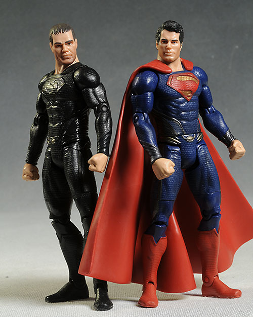Man of Steel Movie Masters action figure by Mattel