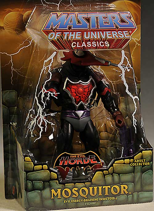 Mosquitor MOTUC Masters of the Universe Classics action figure by Mattel
