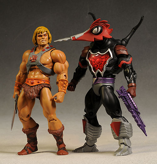 MOTUC Mosquitor action figure by Mattel