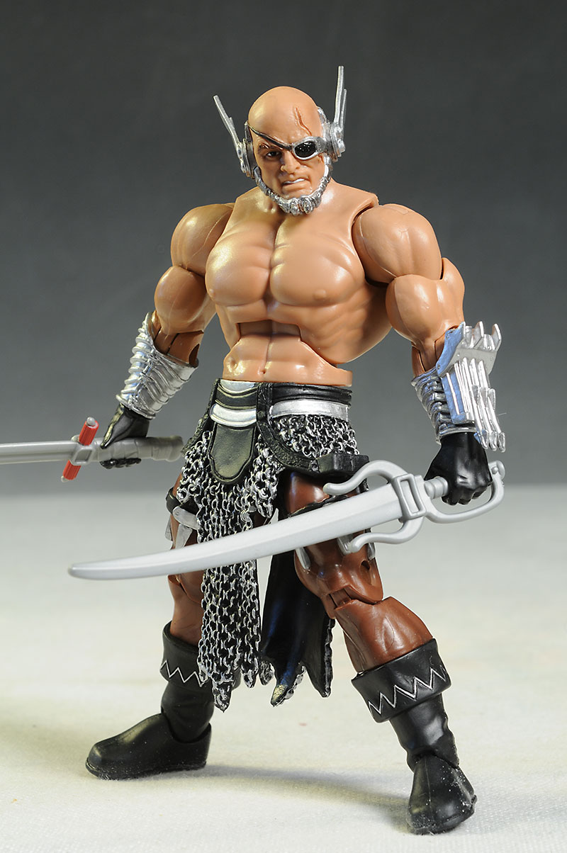 MOTUC Blade action figure by Mattel