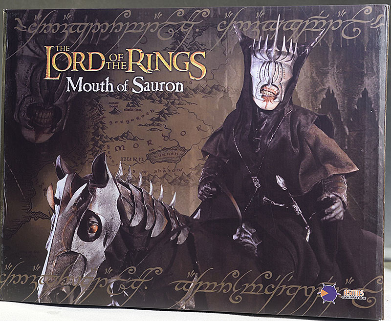 Lord of the Rings Mouth of Sauron 1/6th action figure by Asmus Toys