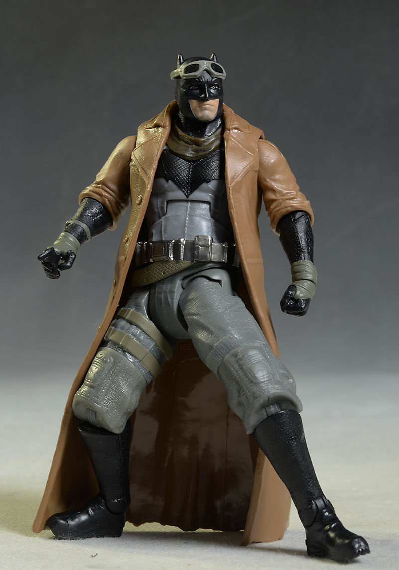 Batman V Superman Knightmare Batman action figure by Mattel