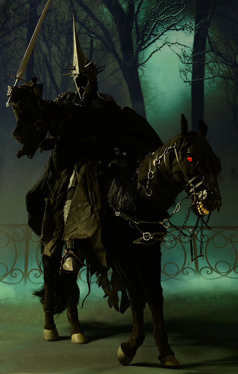 Nazgul Steed by Amus