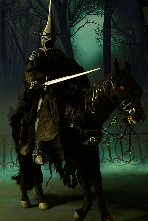 Lord of the Rings Nazgul Steed action figure by Asmus Toys