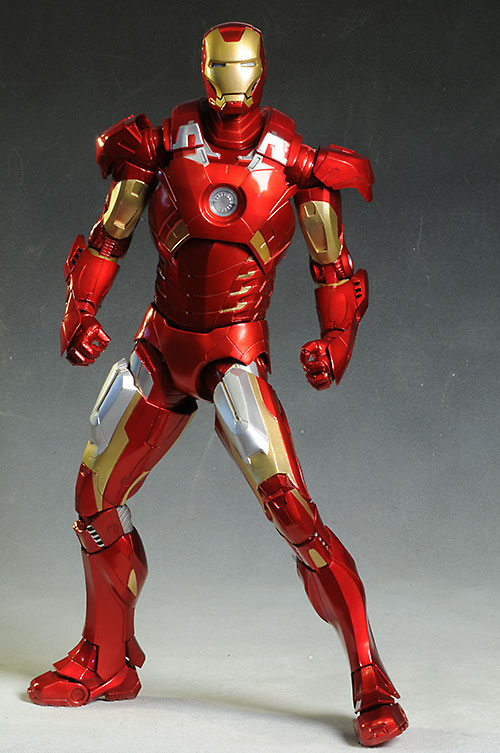 Avengers Iron Man 1/4 scale action figure by NECA