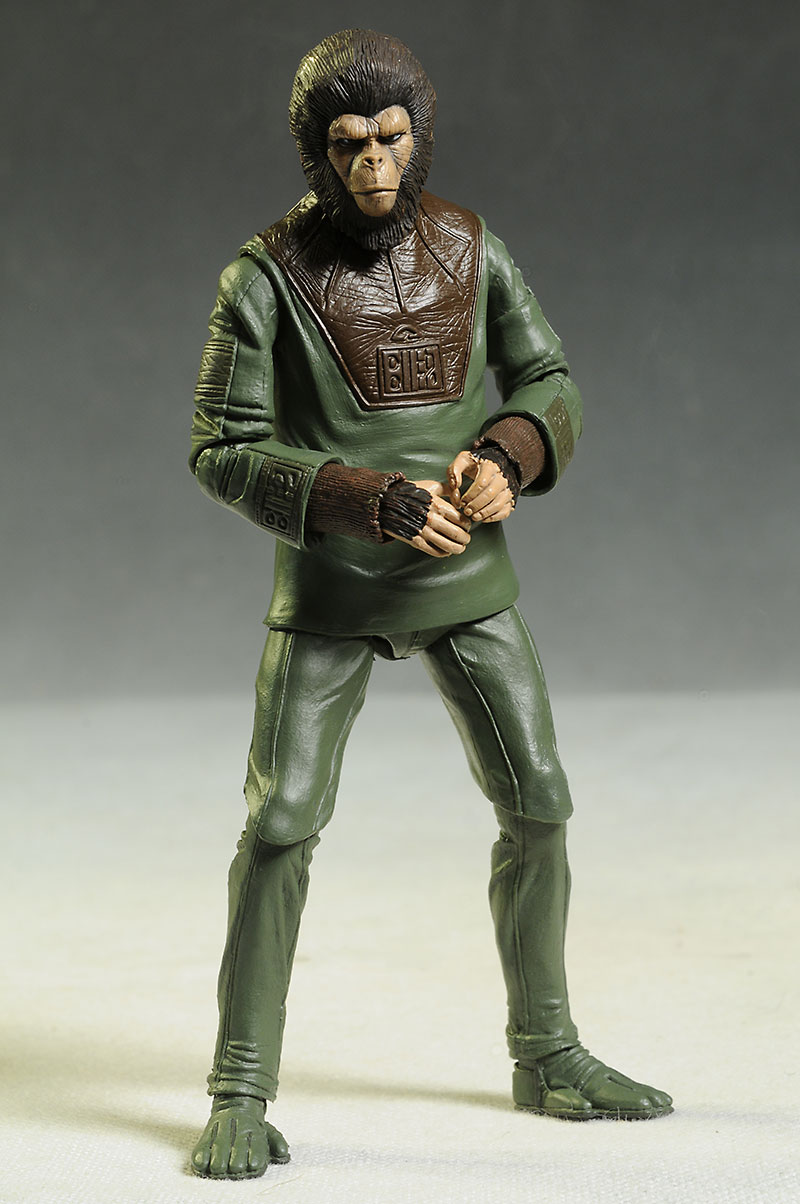 Planet of the Apes Classic action figures series 1 by NECA