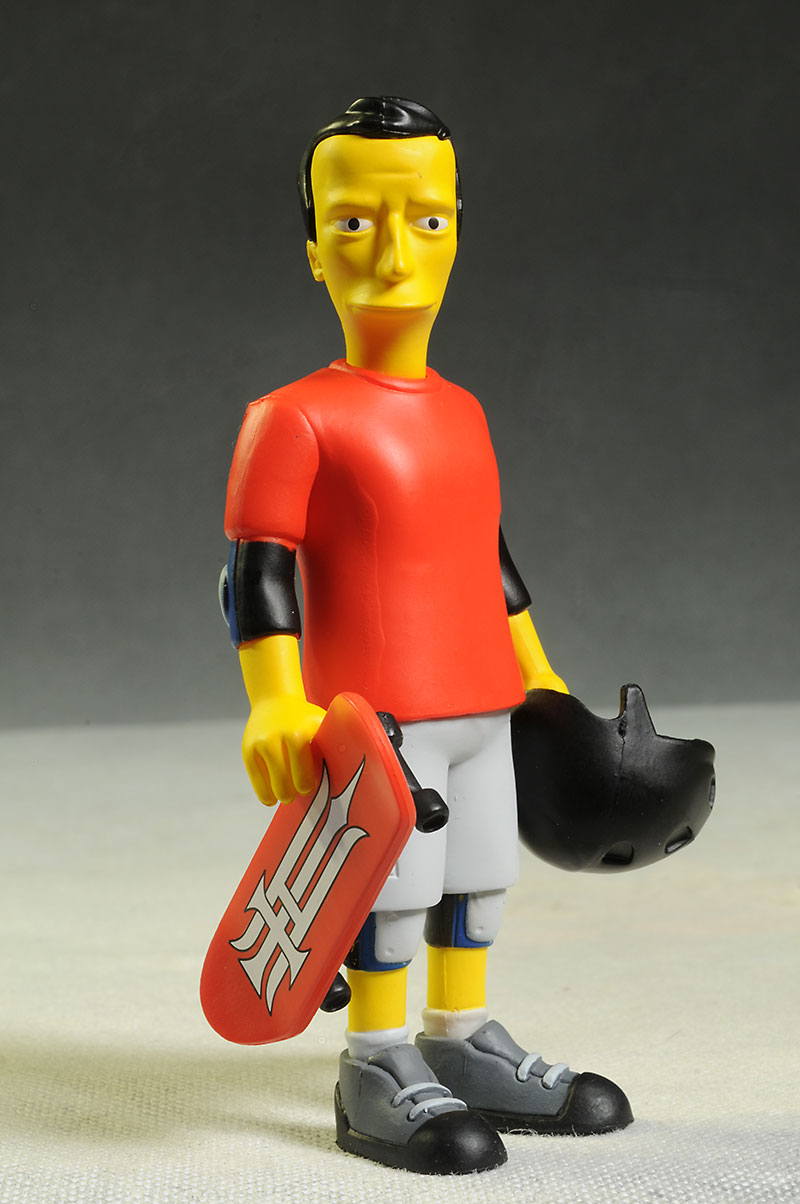 Tony Hawk Simpsons action figure by NECA