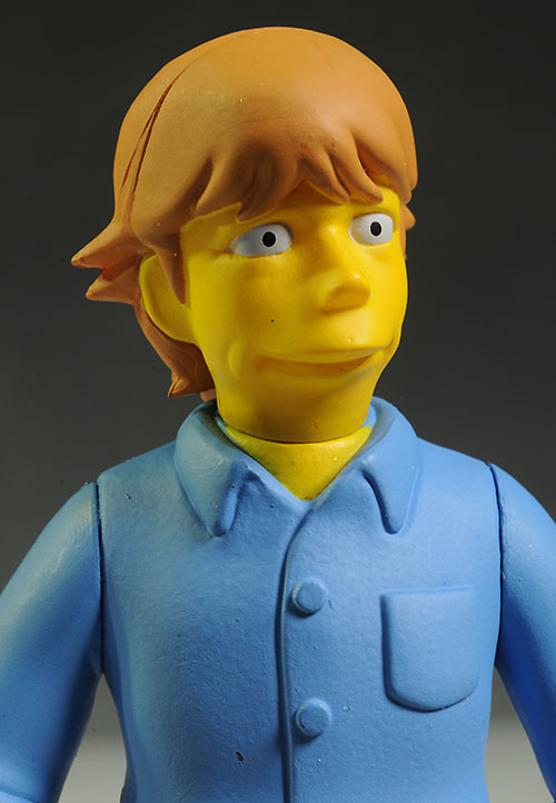 Mark Hamill Simpsons action figure by NECA