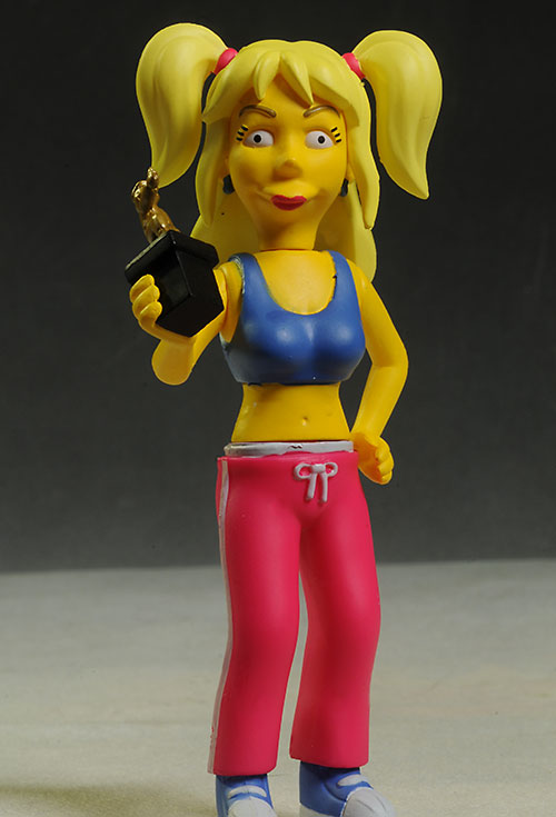 Britney Spears Simpsons action figure by NECA