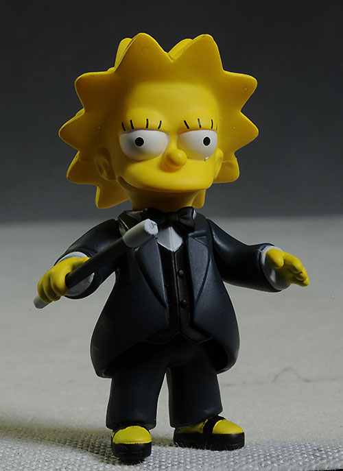 Celebrity Simpsons Penn & Teller action figures by NECA