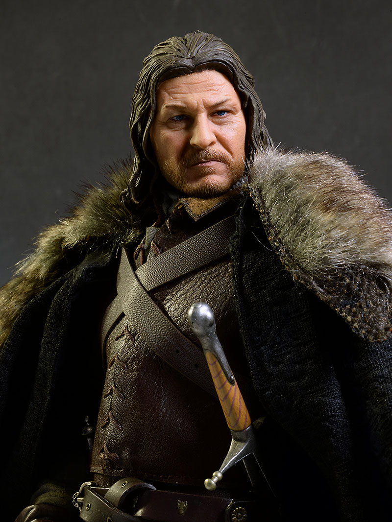 Review And Photos Of Ned Stark Game Of Thrones Sixth Scale