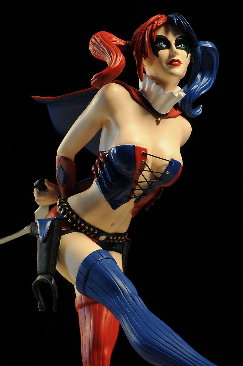 Harley Quinn New 52 Cover Girls statue by DC Collectibles