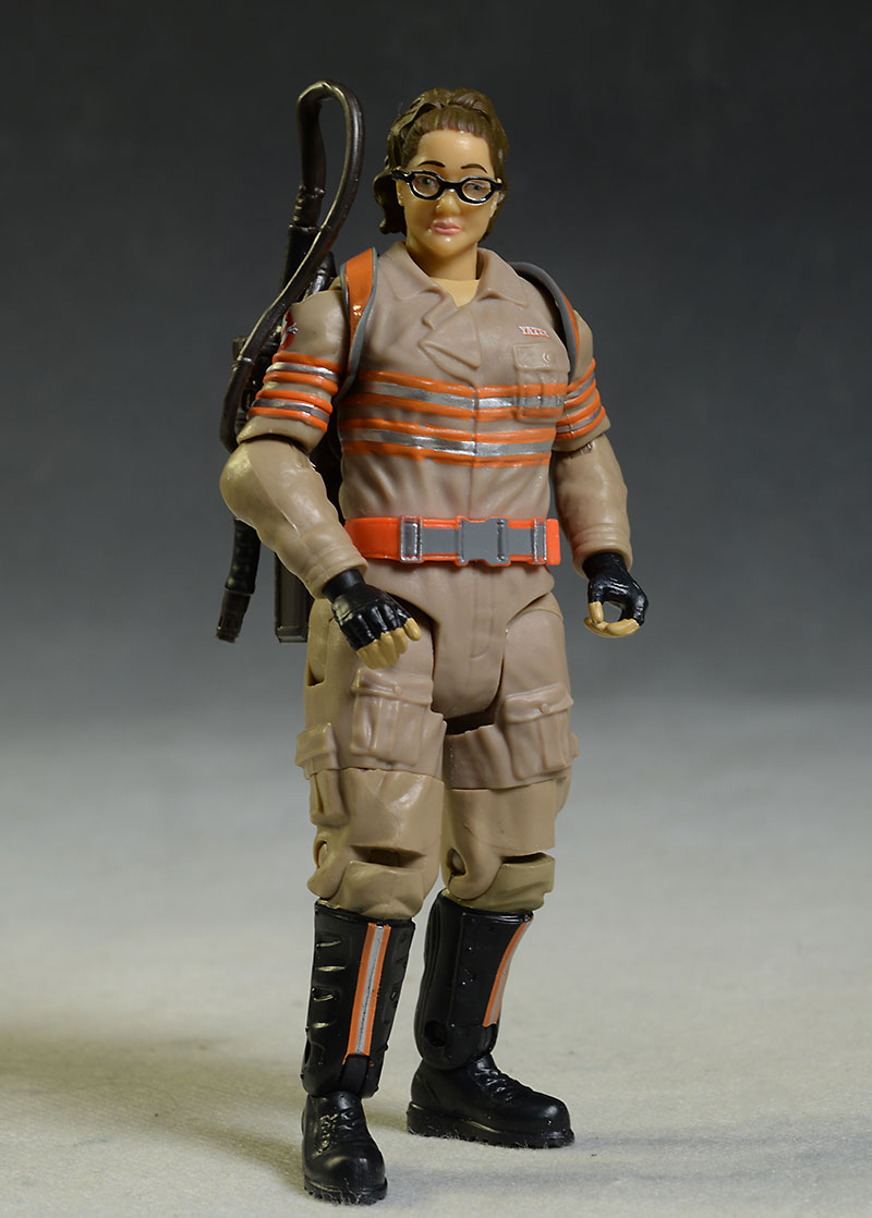 Ghostbusters 2016 Abby action figure by Mattel