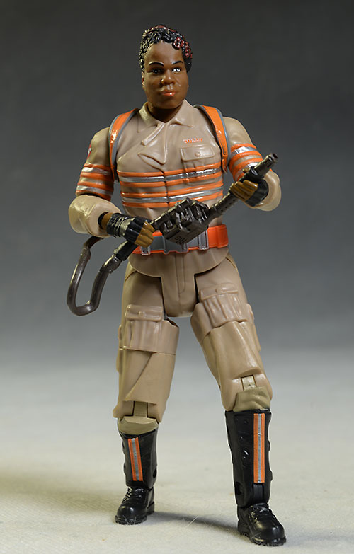 Ghostbusters 2016 Patty action figure by Mattel