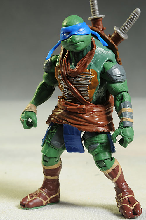 Ninja Turtles Leonardo movie action figure by Playmates