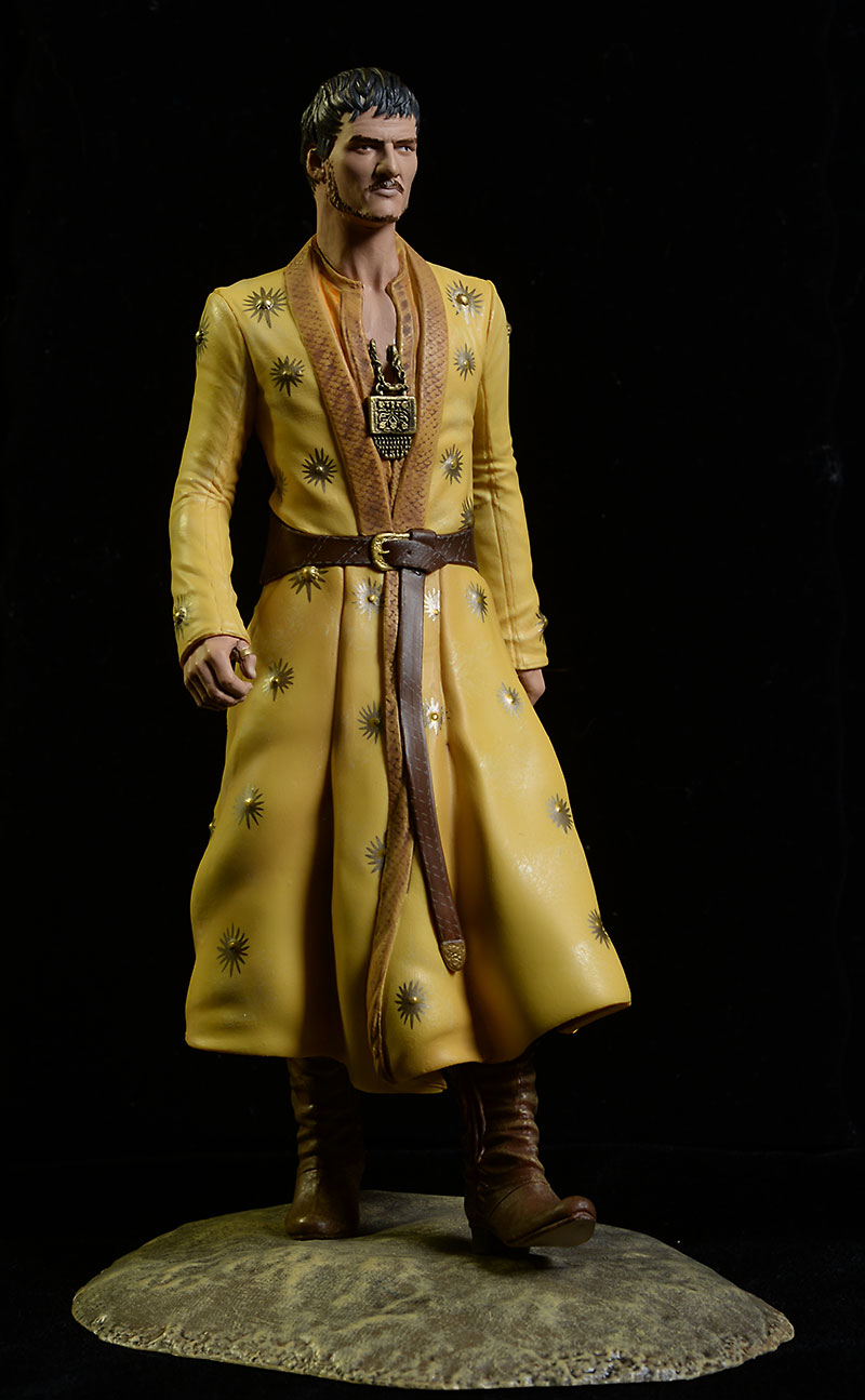 Game of Thrones Oberyn, Ygritte figure by Dark Horse