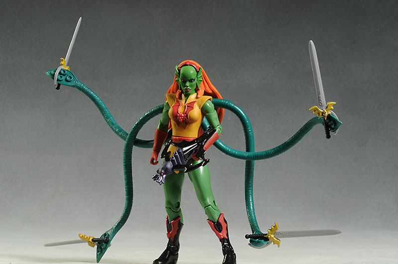 Octavia MOTUC action figure by Mattel