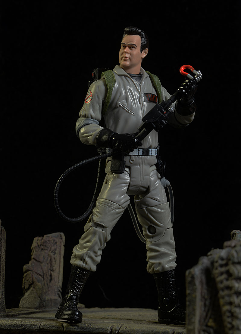 Ghostbusters Stantz action figure by Mattel