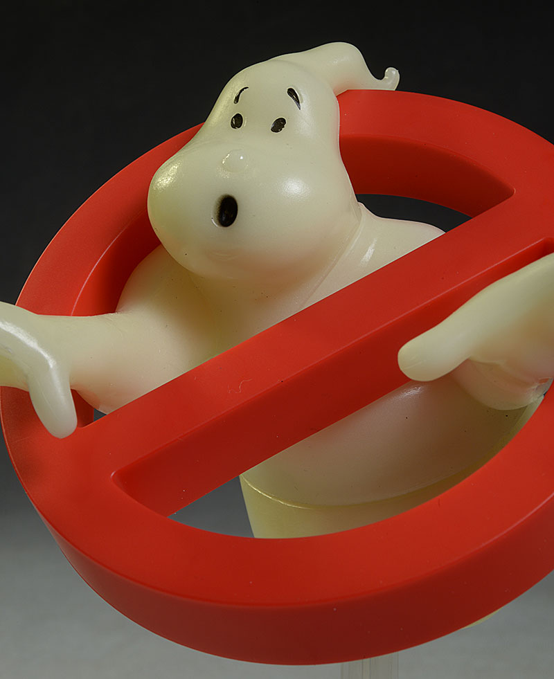 Ghostbusters ghost logo action figure by Mattel