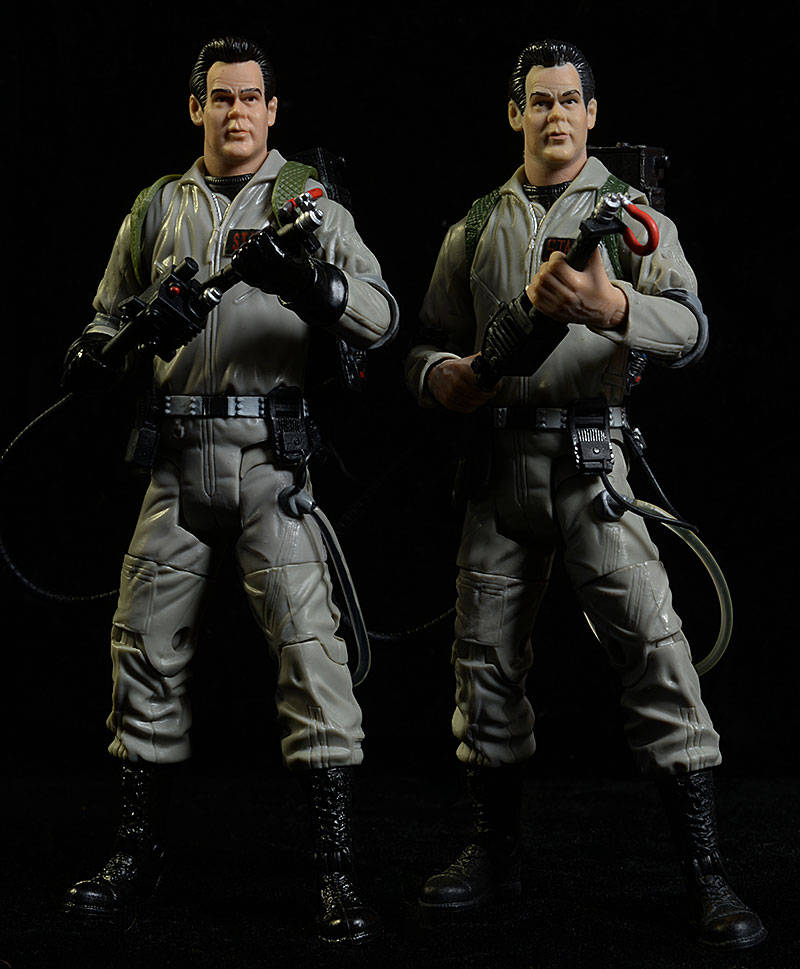 Ghostbusters Stantz action figures by Mattel