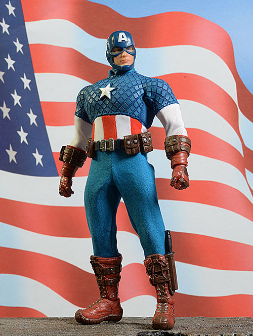 One:12 Collective Captain America action figure by Mezco Toyz